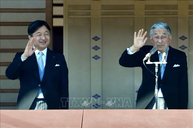 日本邀请195个国家代表参加新天皇即位仪式 - ảnh 1