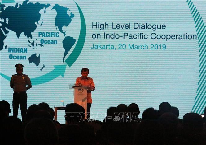 """""""印度洋-太平洋合作:面向和平、繁荣与包容的地区""""高级对话会 - ảnh 1"""