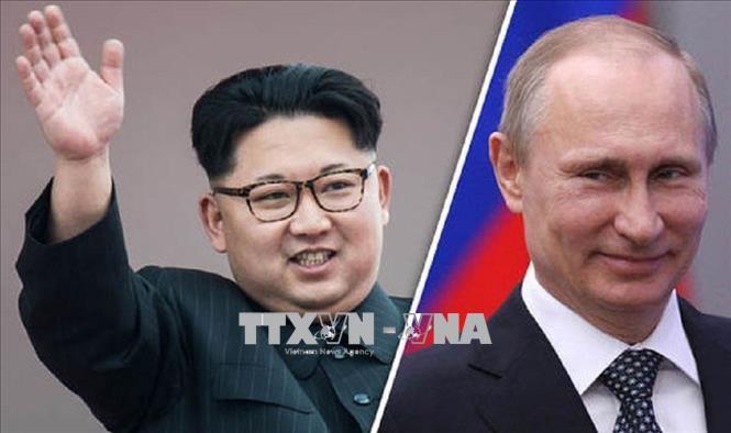 韩国统一部长官金炼铁会见俄罗斯驻韩大使库里克 - ảnh 1