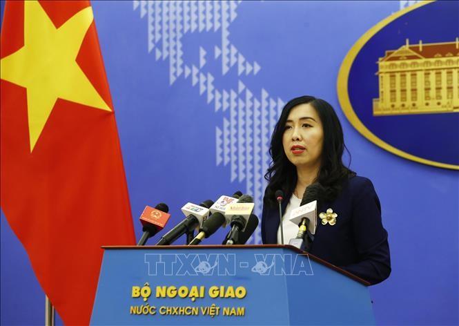 越南对新加坡总理李显龙在香格里拉对话会上的言论作出表态 - ảnh 1
