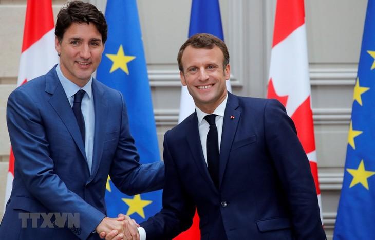 法国政府通过CETA批准法案 - ảnh 1