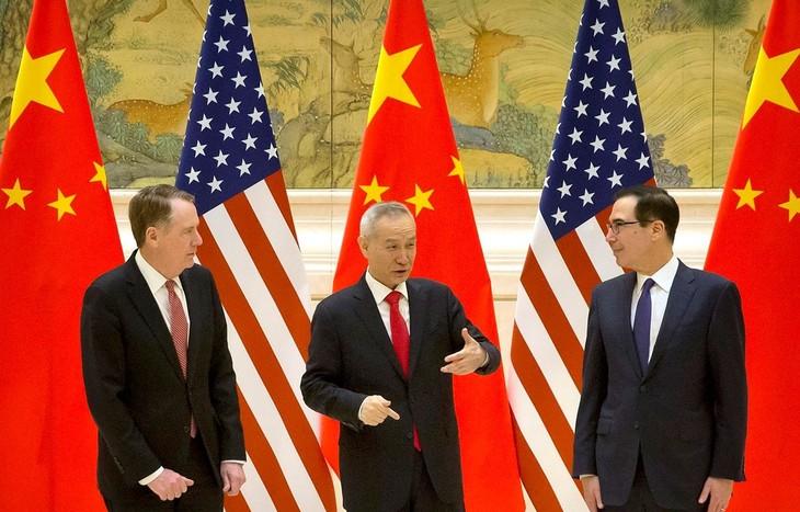 美中促进恢复贸易谈判 - ảnh 1