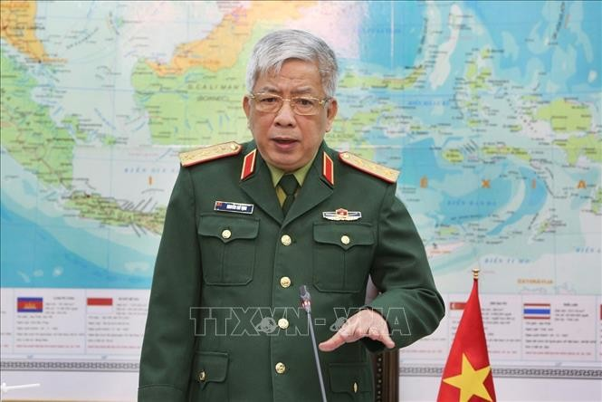 国防外交有助于提高国家的地位和威望 - ảnh 1