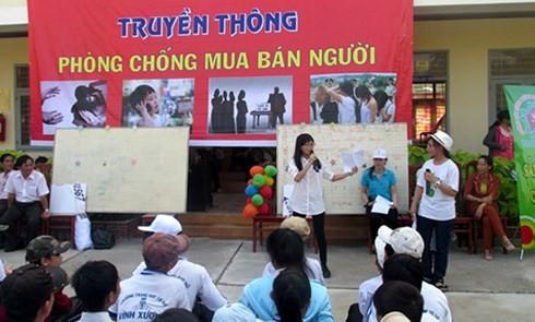 有失客观公正、错误评估越南打击拐卖人口犯罪成果的报告 - ảnh 2