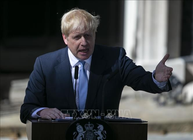 英国首相:英国人民希望脱欧 不愿举行选举 - ảnh 1