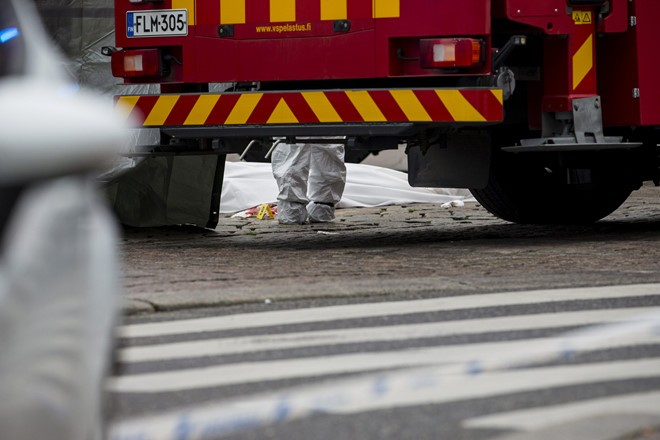 Attaque au couteau au  Pays-Bas: deux morts et six blessés - ảnh 1