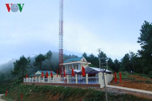 La VOV inaugure un émetteur FM à Phù Yên (Son La) - ảnh 1