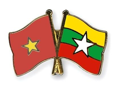 Une délégation militaire de haut rang du Vietnam attendue au Myanmar - ảnh 1
