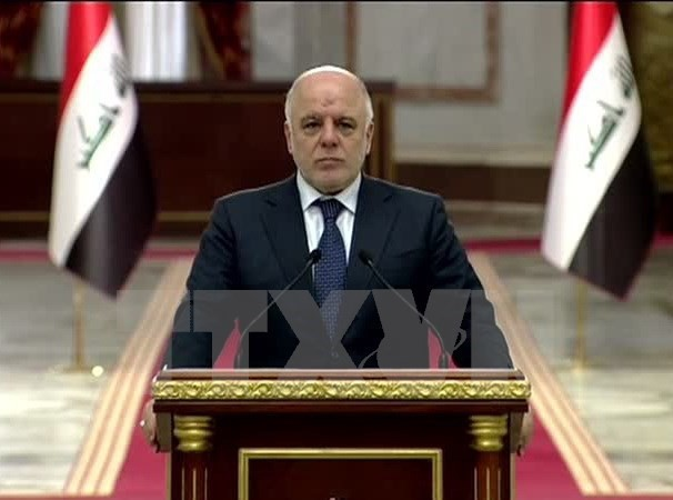 Irakiens et Kurdes se donnent 24 heures pour éviter l'affrontement - ảnh 1