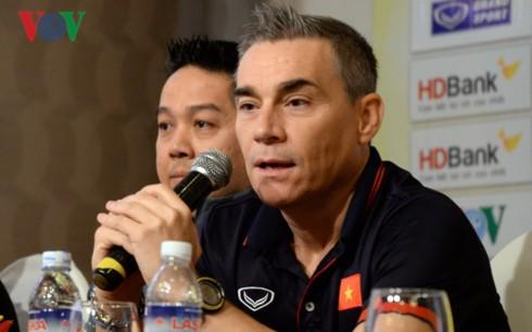Ouverture du championnat de football en salle d'Asie du Sud-Est - ảnh 1