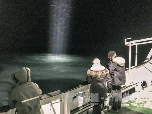 Arctique: l'hélicoptère russe toujours recherché - ảnh 1