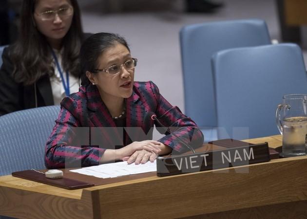 Un Vietnam actif dans les opérations de la paix de l'ONU La Quatrième Commission de l'Assemblée géné - ảnh 1