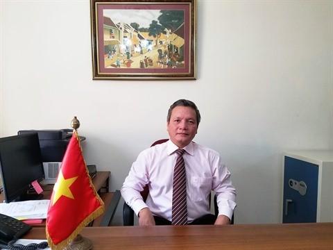 Célébration des 55 ans des relations diplomatiques Vietnam-Algérie - ảnh 1