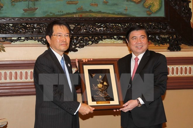 Ho Chi Minh-ville-Osaka : promotion des échanges économiques - ảnh 1