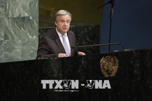Gaza: Guterres appelle à nouveau à une