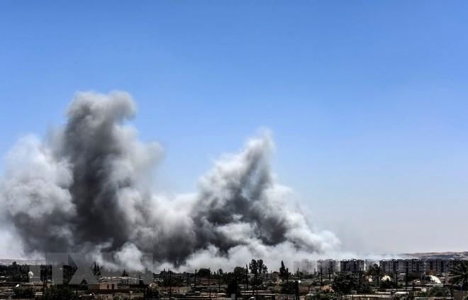 Syrie: l'Irak a mené un raid contre l'EI - ảnh 1