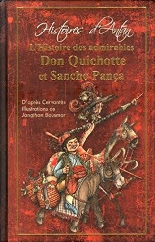 L'histoire des admirables Don Quichotte et Sancho Pança - ảnh 1