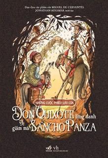 L'histoire des admirables Don Quichotte et Sancho Pança - ảnh 2