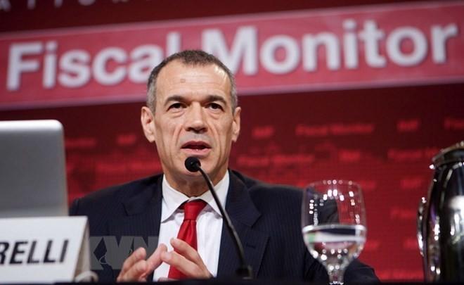 Italie. Carlo Cottarelli: des élections anticipées à l'automne ou «début 2019» - ảnh 1