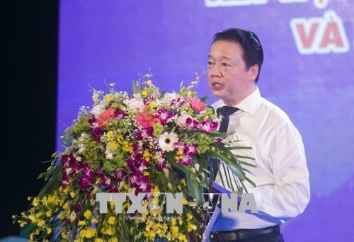 Les jeunes vietnamiens se mobilisent pour le développement durable et la défense des mers et îles  - ảnh 1