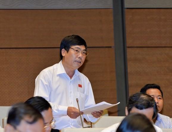 Assemblée nationale: Le projet de loi sur la police maritime en débat - ảnh 1