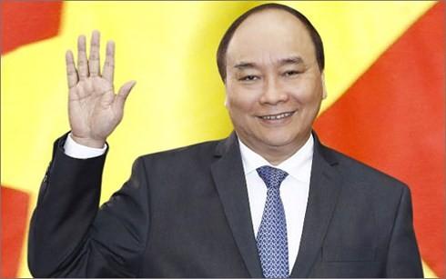Le Premier ministre Nguyên Xuân Phuc est arrivé au Canada - ảnh 1