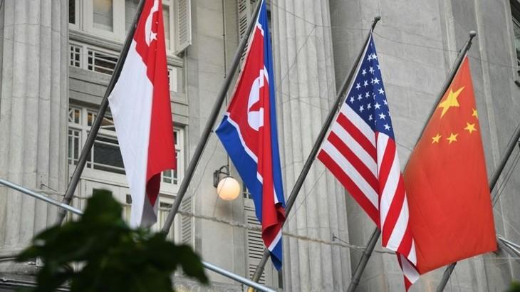 Singapour confirme l'arrivée de Kim Jong-un  - ảnh 1