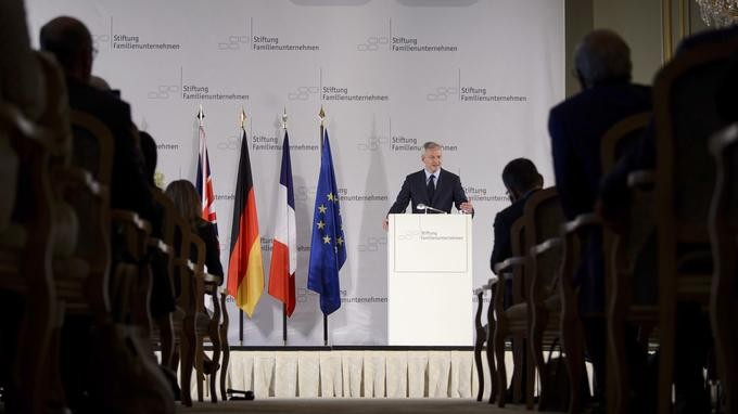 La France et l'Allemagne veulent relancer l'harmonisation fiscale européenne - ảnh 1