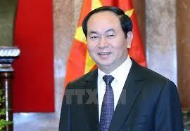 Emulation patriotique: Le président Trân Dai Quang s'adresse au peuple - ảnh 1