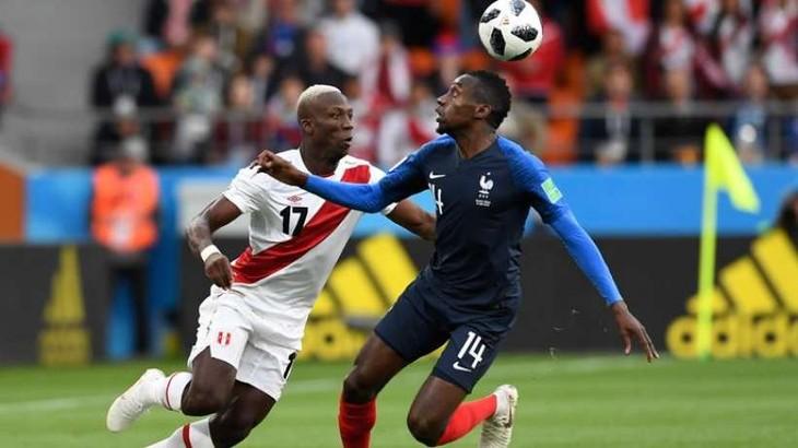 France-Pérou : les notes du match - ảnh 1