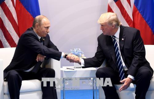 Trump dévoile les thèmes de sa rencontre avec Poutine à Helsinki - ảnh 1