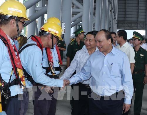 Nguyên Xuân Phuc: Formosa doit réduire son impact environnemental - ảnh 1
