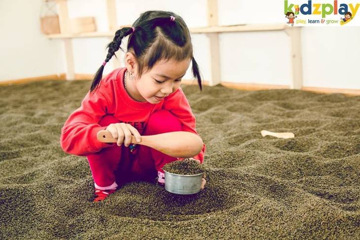 Kidzplay Hanoi : le paradis des enfants - ảnh 2