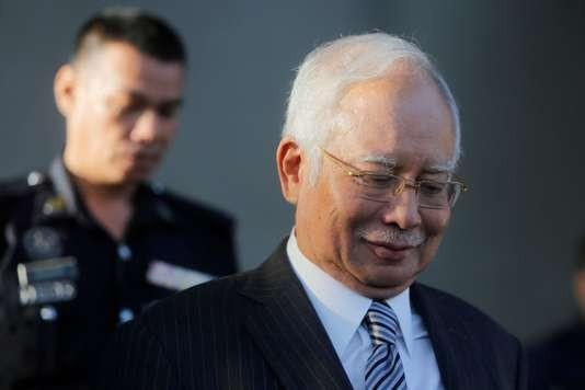 Najib Razak, l'ex-Premier ministre malaisien, devrait être jugé en février 2019 - ảnh 1