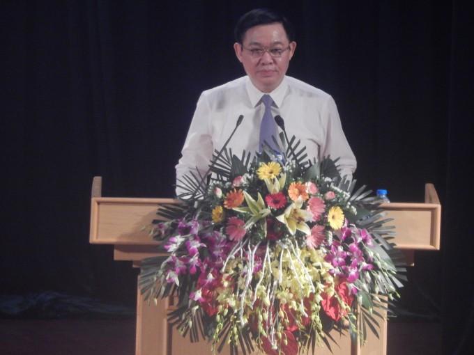 Vuong Dinh Huê à la conférence sur la promotion des longanes de Hung Yên - ảnh 1
