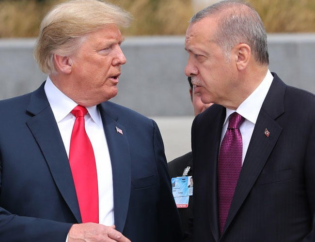 Recep Tayyip Erdogan: les relations entre la Turquie et États-Unis sont menacées - ảnh 1