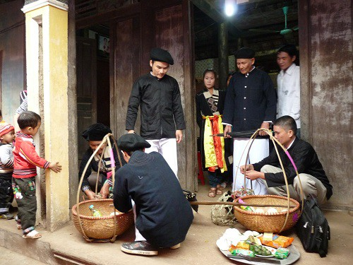 Les rites nuptiaux des Cao Lan de Bac Giang - ảnh 1