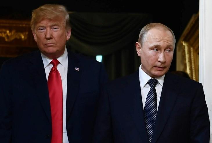 USA/Russie: rencontre entre conseillers à la sécurité - ảnh 1