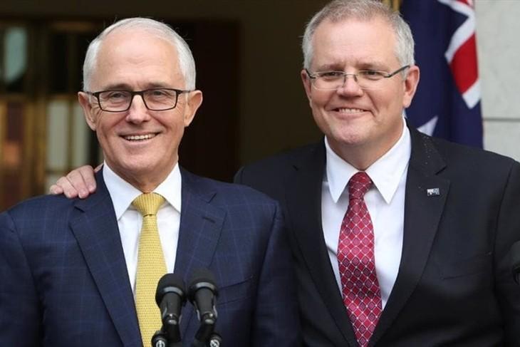 Australie: le ministre des Finances Scott Morrison devient Premier ministre - ảnh 1