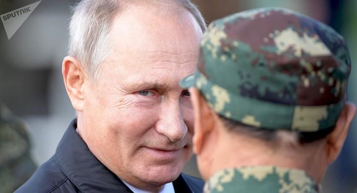 Vladimir Poutine rappelle l'attitude de la Russie face à la guerre - ảnh 1