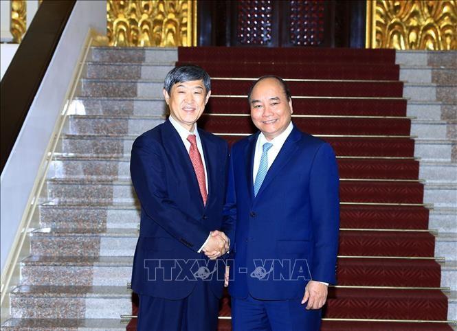 Nguyên Xuân Phuc salue les contributions de JICA aux relations Vietnam-Japon - ảnh 1