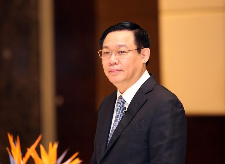 Économie numérique: de grands groupes prêts à soutenir le Vietnam - ảnh 1