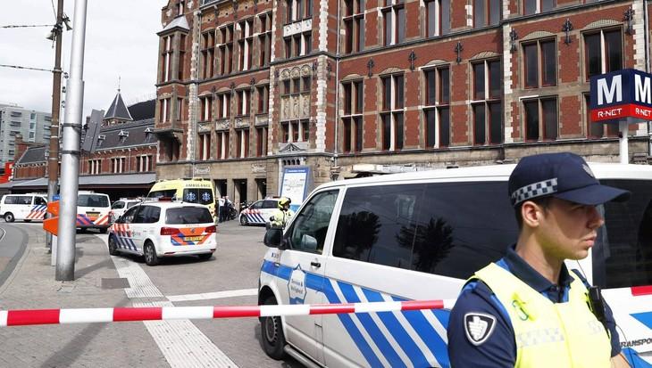 Pays-Bas: un «attentat terroriste majeur» déjoué, sept hommes arrêtés - ảnh 1