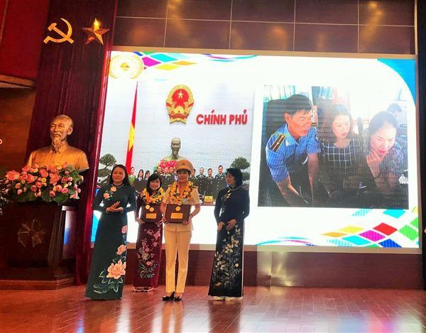 Des femmes vietnamiennes à l'honneur - ảnh 2