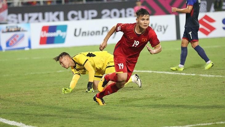 Coupe AFF Suzuki 2018: les médias asiatiques saluent la qualification du Vietnam pour la finale - ảnh 1