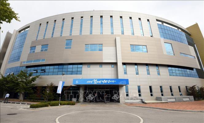 Les deux Corées tiennent une réunion de leurs chefs du bureau de liaison à Kaesong - ảnh 1