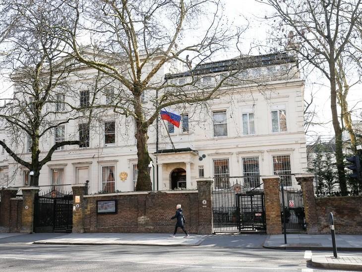 Accord russo-britannique sur le retour de diplomates - ảnh 1