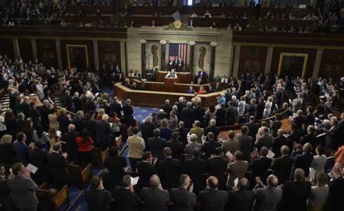 USA: le Congrès adopte l'accord budgétaire pour éviter un nouveau «shutdown»  - ảnh 1