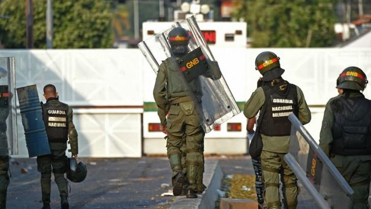 L'Union européenne refuse l'idée d'une intervention militaire au Venezuela  - ảnh 1