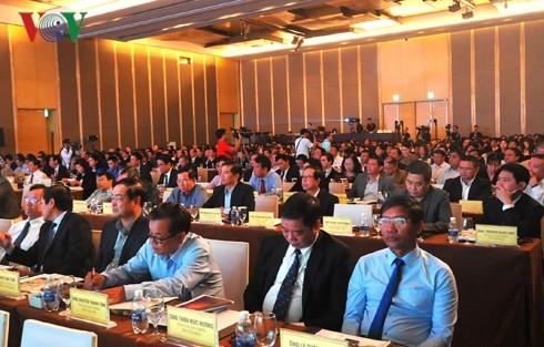 Quang Ninh à nouveau en tête du classement national de compétitivité des provinces  - ảnh 2